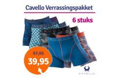 Dagaanbieding Cavello Boxershorts