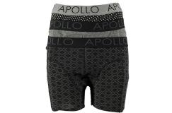 Apollo boxershorts 3-pack Fashion Cotton Multi Black