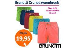 Dagaanbieding Brunotti Crunot zwembroek
