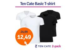 Dagaanbieding Ten Cate Basic T-shirts