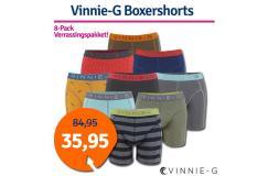 Vinnie-G Boxershort Verrassingspakket 8-pack