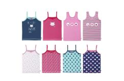 Lief Girls Verrassingspakket hemdjes 4-pack