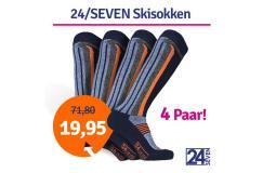 Dagaanbieding 24-seven Skisokken 4 paar