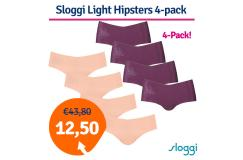 Sloggi Hipsters 4-pack