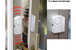 OPRUIMING: Draadloos deur- en raamalarm