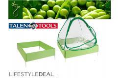 Thalen tools moestuin + beschermkap' + gratis Tuinsproeier