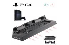 Vertical stand + USB Hub PS4