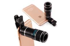 Smartphone 12x Zoom Telelens