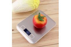 Digitale Precisie Keukenweegschaal RVS - met Tarra Functie