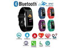 Activity Tracker Smart Bracelet met Bluetooth