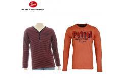 Petrol Industries long sleeve shirts