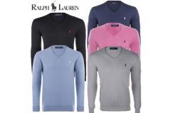 Ralph Lauren pullovers