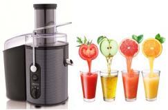 49,95 i.p.v. 79,95 | Sapcentrifuge en volautomatische Juicer voor groente en fruit!