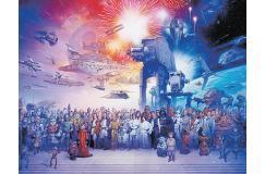Puzzel - Star Wars Universum - 2000 stukjes