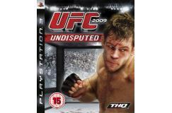 UFC 2009, Undisputed PS3