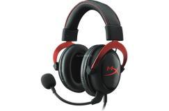 Kingston HyperX Cloud II Red, 7.1 virtual surround headset