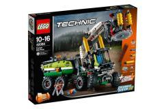 LEGO Technic - bosbouwmachine