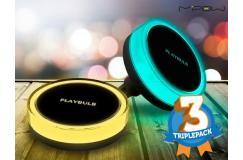 3-pack Mipow Playbulb Garden Lampjes