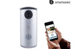 Smartwares VD40W video-deurintercom met app