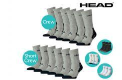 6x HEAD Performance Sokken