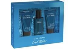 Davidoff Cool Water Giftset 40ml edt + 2x 50ml