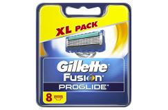 Gillette Fusion Proglide Scheermesjes 8 stuks