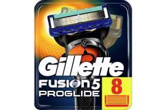 Gillette Fusion5 ProGlide 8 Mesjes