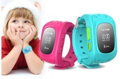 GPS tracker kinderhorloge nu met korting!