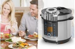 Camry multicooker voor supersnel koken