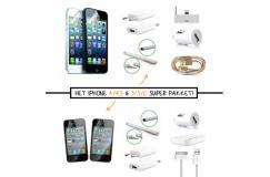 iPhone 4/ 4S 5/ 5S/ 5C Power Pakket