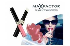 2-pack Max Factor Lipfinity Mellow Rose