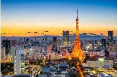 9-daagse stedentrip Tokyo (incl. 2 hotelnachten)