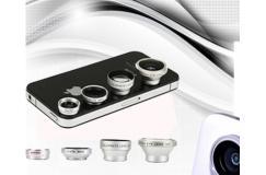9,95 euro ipv 39,95 euro - De 4-in-1 lens voor je smartphone, werkt binnen enkele seconden!