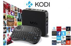 Kodi Stream TV Box + Toestenbord