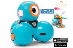 Wonder Workshop Dash Robot m. Launcher