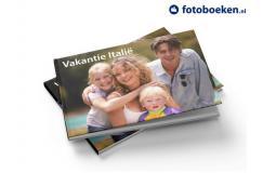 A4-fotoboek met 110 pagina's