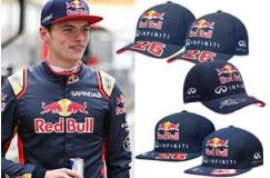 Redbull racing teamline collectie 2015 caps