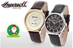 Exclusief ingersoll herenhorloge met duits automatisch precisie uurwerk