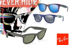 Ray-ban wayfarer zonnebrillen mania
