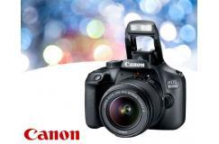 Spiegelreflex Camera + Lens