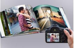 A4 Hardcover fotoboek
