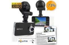 Professionele Dashcam normaal of Full HD + night vision