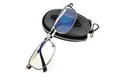 Opvouwbare leesbril met opbergtasje