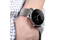 Chique bluetooth smartwatch - met hartslagmeter!