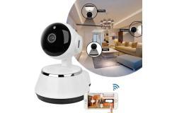 Altijd een oogje in het zeil; op afstand bestuurbare IP-camera
