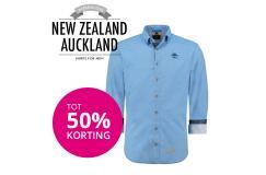 NZA New Zealand Auckland Overhemden