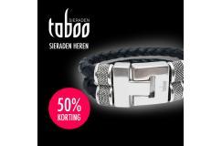Taboo Armbanden Heren