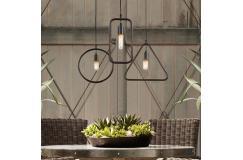 Geometrische Design Lamp