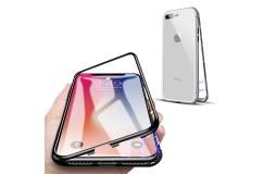 Magnetische smartphone hoesje voor Iphone en Samsung