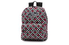 Realm Backpack Cherry Check